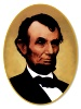 Lincoln Cutout 63cm in height