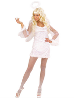 Sexy Angel (Dress Wings Halo)