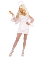 Sexy Angel (Dress Wings Halo)