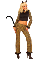 Leopard Costume (Top Pants)
