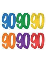 90  Foil Silhouettes