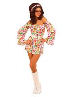 70S CUTIE DRESS (DRESS BELT HEADBAND)