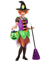 Witch Dress Costume