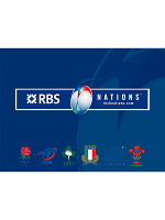 Rugby 6 Nations Flag Pack (5ft x 3ft) OFFER !! Includes all 6 competing Countries