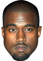 Kanye West mask
