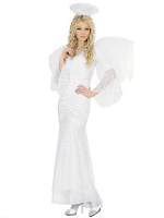 Angel - Velvet & Lace (Dress Wings Halo)