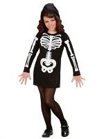Glam Skeleton Girl Costume