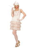 ROARING 20S FLAPPER (DRESS HAT GLOVES C.HOLDER)