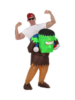 Monster Rider (Airblown Inflatable Costume)