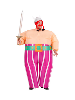 Inflatable Viking Costume