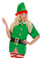 Santas Little Helper Elf Costume