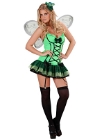 Green Butterfly (Dress Wings Haircomb)