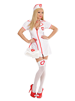 Nurse Glam Adult Dress Hat