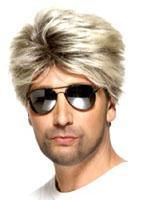 80'S Street Wig (Quantity 1)
