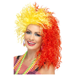 80's Fun Girl Crimp Wig