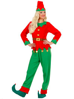 Santas Little Helper Elf Woman