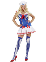 Sailor Girl (Dress Hat)