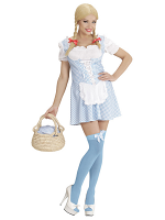 Miss Muffet - Light Blue (Dress)