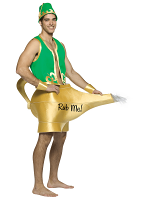 Adults Genie in the Lamp Costume