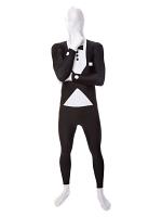 Adult Morphsuit TUXEDO
