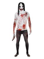 Mens Jeff The Killer Halloween Costume
