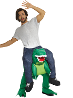 Adult T-Rex Piggyback Costume