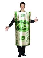 $100 Bill Costume