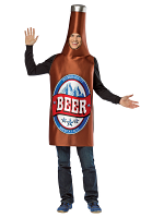 Adults Beer Bottle Costume