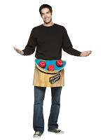 Apple Bobbing Contest Costume