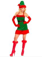 Santas Elf Girl