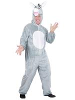 Plush Donkey (Hooded Jumpsuit With Mask)