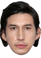 Adam Driver Mask
