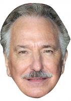 Alan Rickman Mask