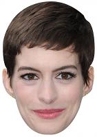Anne Hathaway Mask