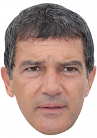 Antonio Banderas Mask