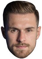 Aaron Ramsey Mask (Wales)