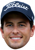Adam Scott Mask