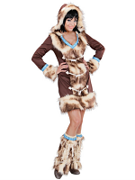 Aikaa Eskimo Girl Costume