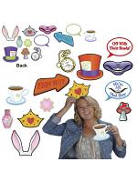 Alice In Wonderland Photo Fun Signs