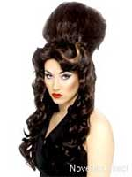 Amy Winehouse Beehive Wig