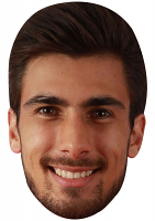 André Gomes Mask (Portugal)