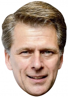 Andrew Castle Mask