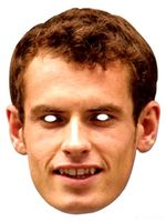 Andy Murray Face Mask