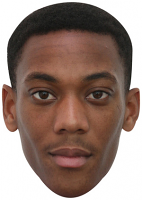Anthony Martial Mask