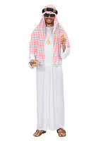 Arab Sheik Man Costume