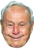 Arnold Palmer Mask
