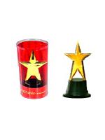 Award Night Star Statue in a BOX (Quantity 1)