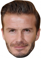 David Beckham Mask