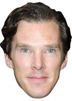 Benedict Cumberbatch Mask