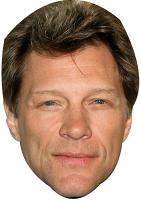 Bon Jovi Mask